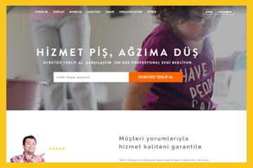 WebSiteSatisi.com artık Armut.com da